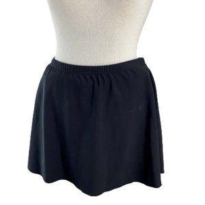Miraclesuit Black Swim Skirt Slimming Swimsuit